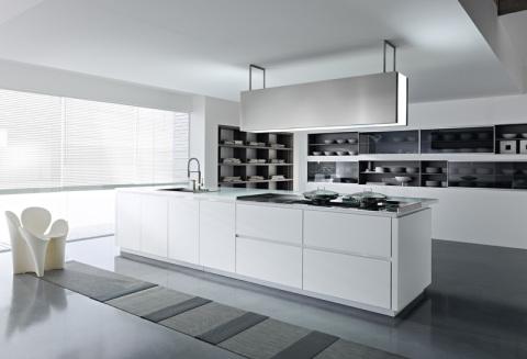 Cocina de diseño, reforma integral y decoración